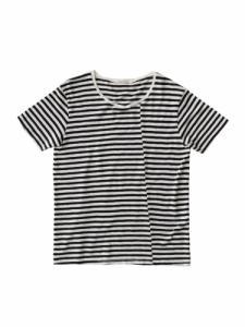 Teeshirt Ove skewed stripe Nudie Jeans