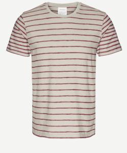 Dion Stripes Sand Russet