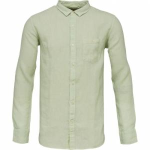 Garment Dyed Linen Shirt SeaCreast