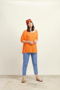 Salome Oversize Top Carrot
