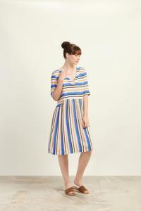 Pihu Dress Blue