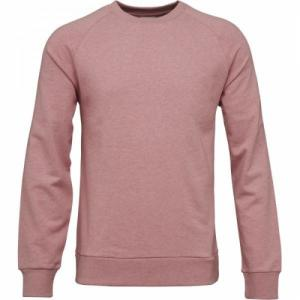 Sweat Melange With Raglan Orchid Pink