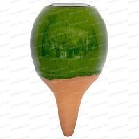 Oyas à planter céramique email vert