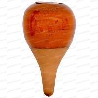 Oyas à planter céramique email orange