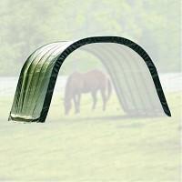 Bâche pour abri en toile pour chevaux de 22.3m2