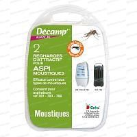 2 recharges d'attractif pour aspirateur à moustiques - Intérieur - Extérieur