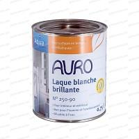 Laque brillante Blanc 0.75L Auro 250-90