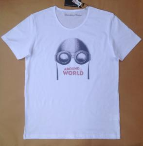 T-shirt homme  Around the world