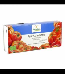 Purée de tomates bio