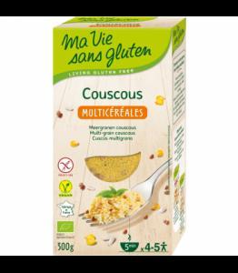 Couscous multicéréales bio - sans gluten