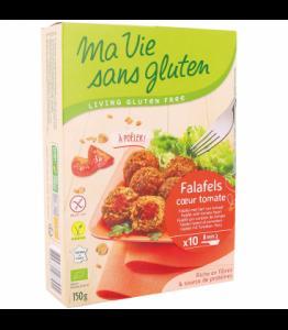 Falafels au coeur tomate bio - sans gluten