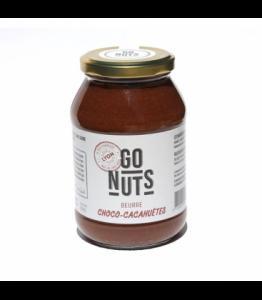 Beurre choco-cacahuètes bio