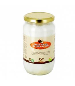 Huile vierge de coco bio - équitable 780 ml