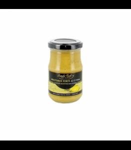 Moutarde forte au citron bio