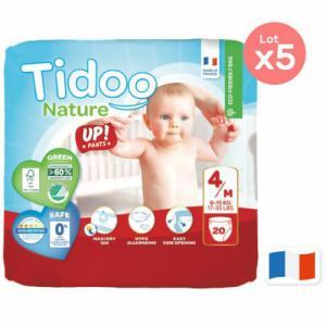 TIDOO 5x20 Culottes T4 - Medium (8-15kg)
