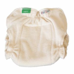 POPOLINI Couche TwoSize Coton bio 3-10kg