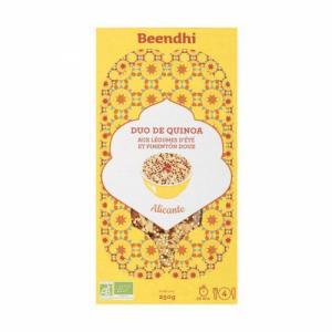 Beendhi Quinoa aux Légumes Alicante