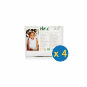 Naty 4x20 Culottes Taille 5 - 12-18kg