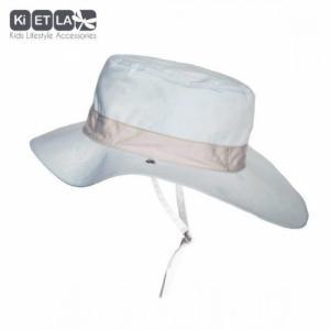 KIETLA Chapeau Panama Blue 6-12 mois