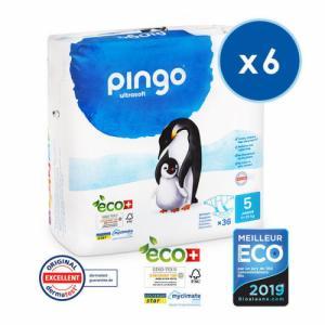 Pingo 6x36 Couches T5 Junior (12-25kg)