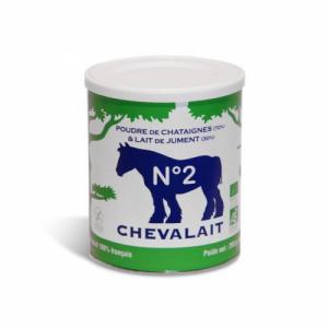 Chevalait lait jument - chataignes 250g