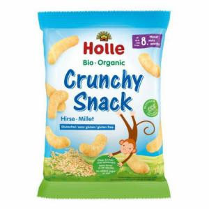 HOLLE Crunchy Snack Millet dès 8m