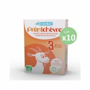 Prémichèvre Croissance x 6 boîtes