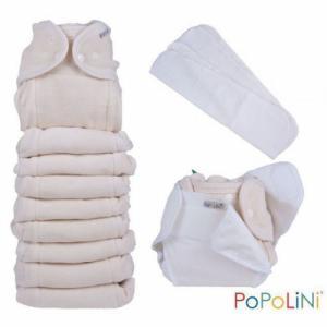 Popolini Pack OneSize soft set