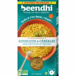 Beendhi Couscous aux Abricots et Epices