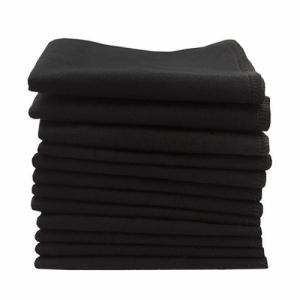 12 Lingettes lavables noires Imse Vimse
