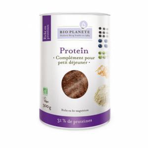 Protein Complément petit déjeuner
