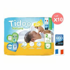 Tidoo 10x31 couches T2 - Small (3-6kg)