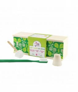 Coffret zéro déchet brosse à dents