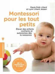 Montessori de 0 à 3 ans