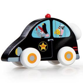 Petite voiture de Police