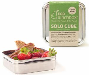 Lunch Box Inox solo cube -