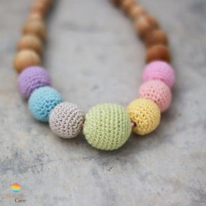 Collier d'allaitement et de portage Neutral Rainbow Genévrier - RN012