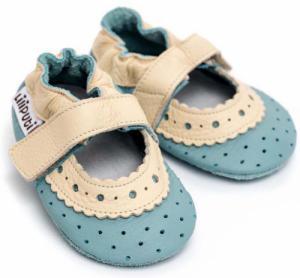 Sandales en cuir souple Iris