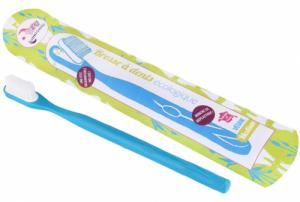 Brosse à dents rechargeable médium Bleu Lamazuna