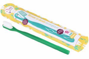 Brosse à dents rechargeable médium Verte Lamazuna