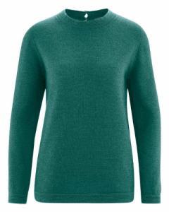 Pull en laine avec fente dos