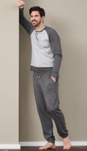 Pyjama homme gris