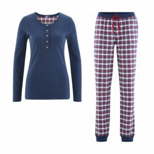 Pyjama flanelle en coton bio