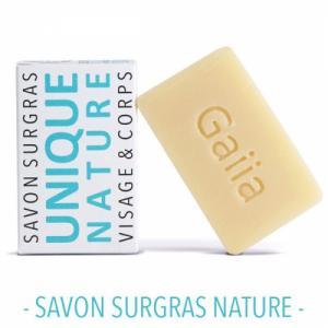 SAVON SURGRAS - NATURE