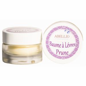 Baume à lèvres - Karité et huile d'amandon de prune
