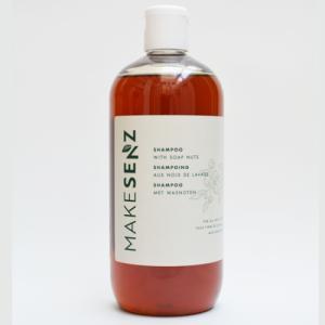 Shampoing sensitive à base de noix de lavage bio 500ml