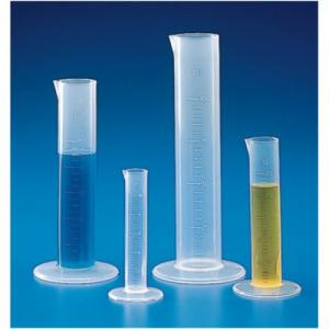 Eprouvette graduée en PP polypropylène, 50 ml