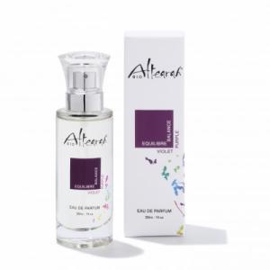 Parfum de soin Violet - Equilibre