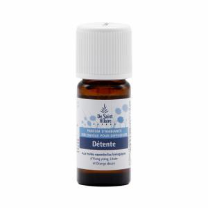 Complexe huiles essentielles bio Détente pour diffuseur