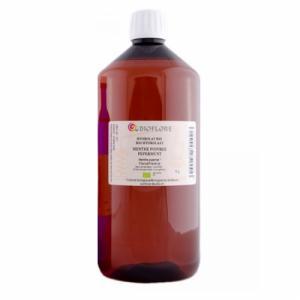 Hydrolat de menthe poivrée bio 1 litre